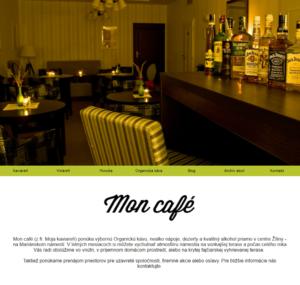 Kaviareň na Mariánskom námestí - Mon Cafe